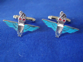PARACHUTE REGIMENT ( PARA'S ) CUFF LINKS